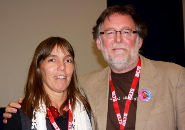 Jeremy Harmer - Mercedes Viola IATEFL Conference 2011